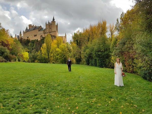 La boda de Manuel y Julia en Segovia, Segovia 8