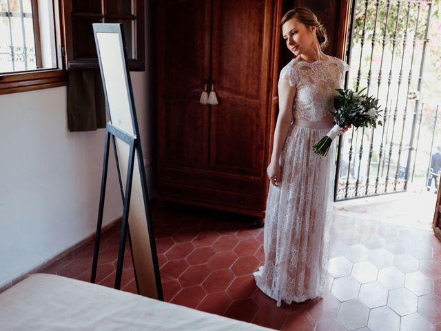 La boda de Thomas y Dovile en Estación De Cartama, Málaga 40