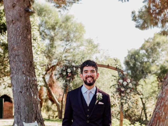 La boda de Thomas y Dovile en Estación De Cartama, Málaga 49