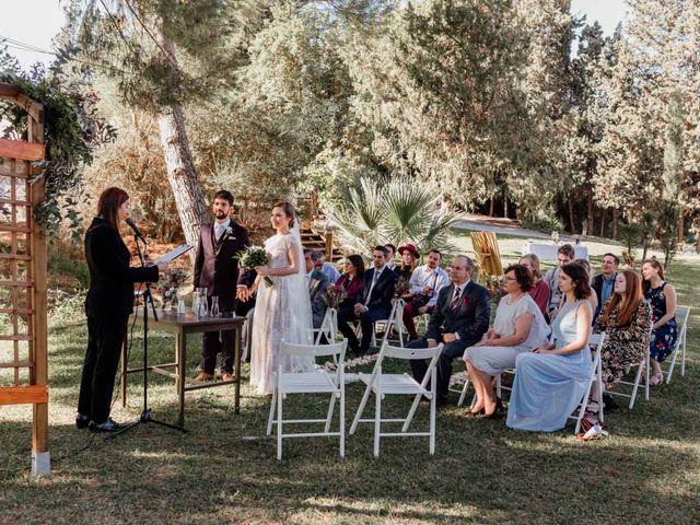 La boda de Thomas y Dovile en Estación De Cartama, Málaga 52
