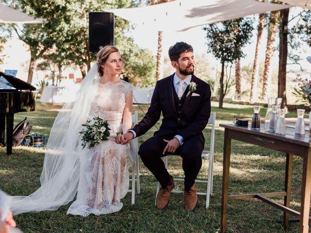 La boda de Thomas y Dovile en Estación De Cartama, Málaga 53