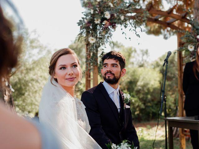La boda de Thomas y Dovile en Estación De Cartama, Málaga 55
