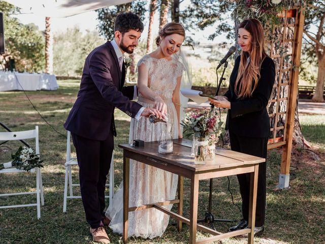 La boda de Thomas y Dovile en Estación De Cartama, Málaga 57