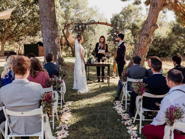 La boda de Thomas y Dovile en Estación De Cartama, Málaga 58