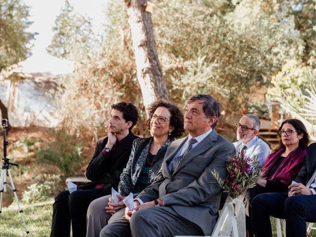 La boda de Thomas y Dovile en Estación De Cartama, Málaga 61