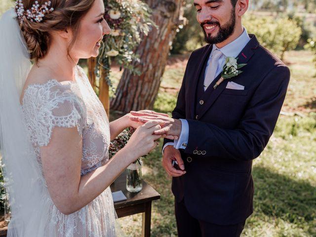 La boda de Thomas y Dovile en Estación De Cartama, Málaga 63