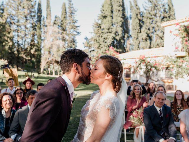 La boda de Thomas y Dovile en Estación De Cartama, Málaga 64