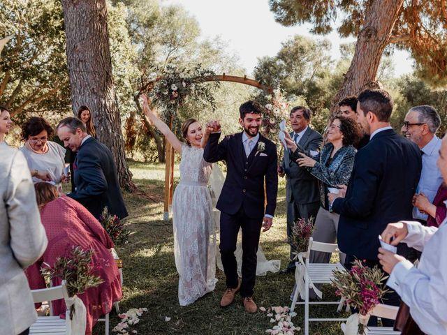 La boda de Thomas y Dovile en Estación De Cartama, Málaga 66