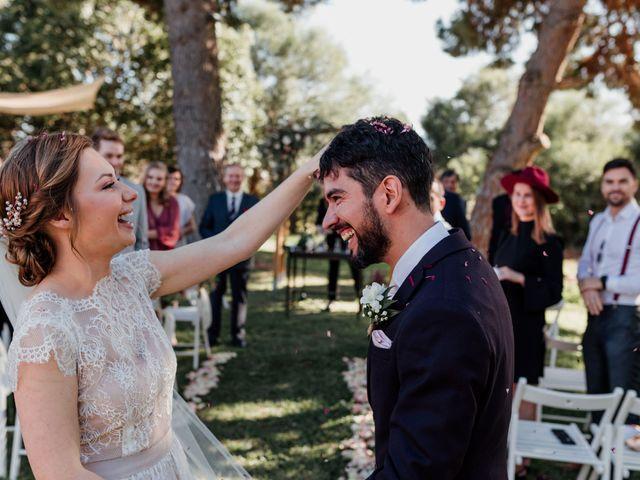 La boda de Thomas y Dovile en Estación De Cartama, Málaga 67