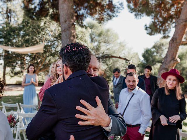 La boda de Thomas y Dovile en Estación De Cartama, Málaga 70