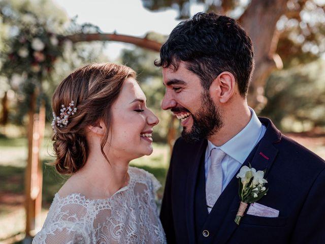 La boda de Thomas y Dovile en Estación De Cartama, Málaga 76