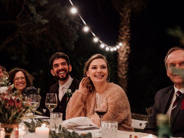 La boda de Thomas y Dovile en Estación De Cartama, Málaga 90