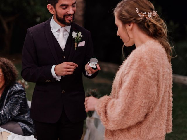 La boda de Thomas y Dovile en Estación De Cartama, Málaga 103