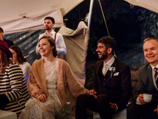 La boda de Thomas y Dovile en Estación De Cartama, Málaga 111