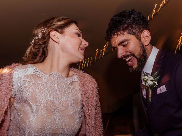 La boda de Thomas y Dovile en Estación De Cartama, Málaga 118