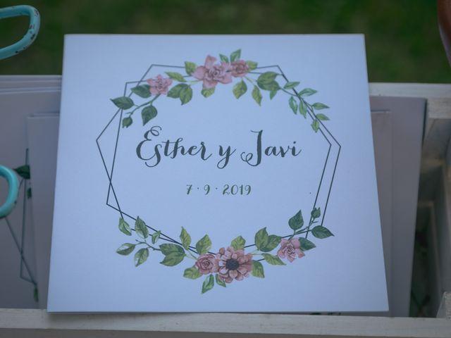 La boda de Javi y Esther en Riudellots De La Selva, Girona 7