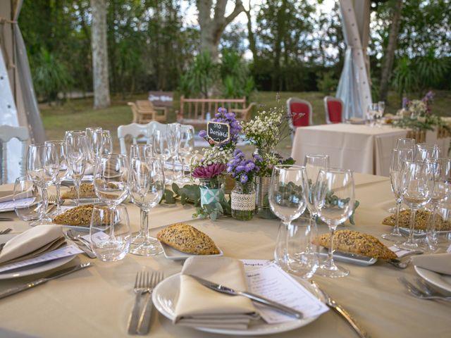 La boda de Javi y Esther en Riudellots De La Selva, Girona 9