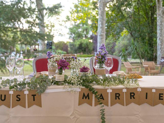 La boda de Javi y Esther en Riudellots De La Selva, Girona 13