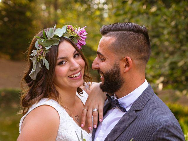 La boda de Javi y Esther en Riudellots De La Selva, Girona 16