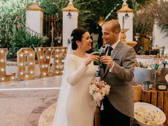 La boda de Puri y Sergio