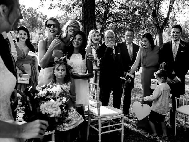 La boda de Carlos y Ana en Madrid, Madrid 35