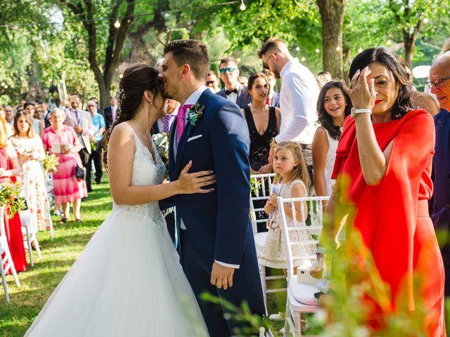 La boda de Carlos y Ana en Madrid, Madrid 37