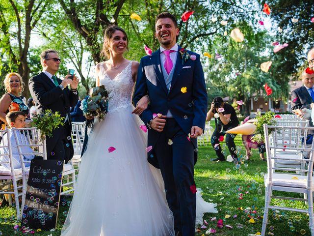 La boda de Carlos y Ana en Madrid, Madrid 44