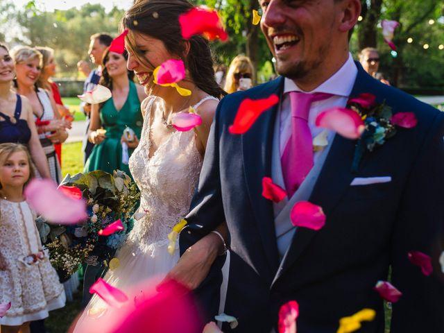La boda de Carlos y Ana en Madrid, Madrid 45