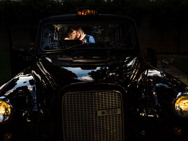 La boda de Carlos y Ana en Madrid, Madrid 50