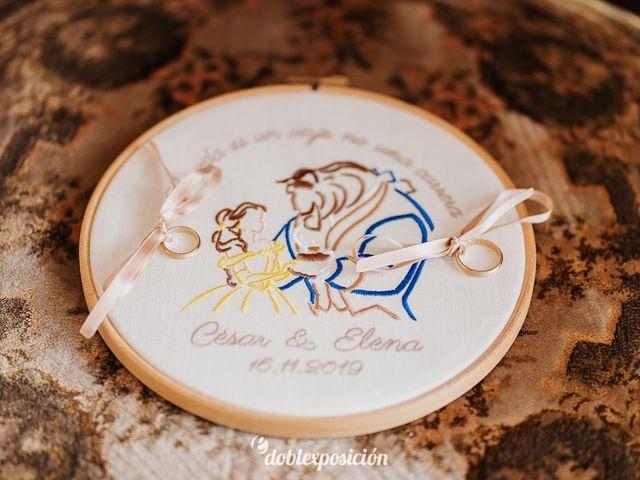 La boda de Elena y César en Murcia, Murcia 3