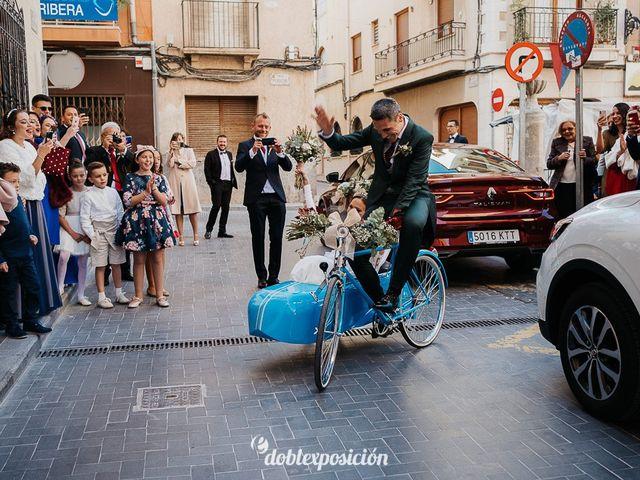 La boda de Elena y César en Murcia, Murcia 6