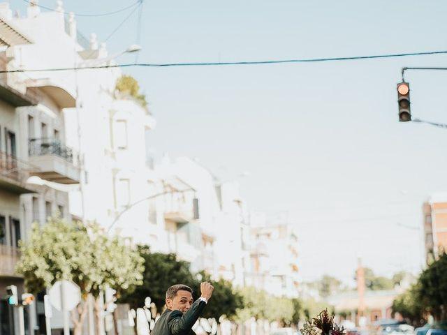 La boda de Elena y César en Murcia, Murcia 7