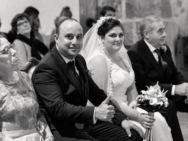 La boda de Angel y Victoria en Pajares De La Lampreana, Zamora 11