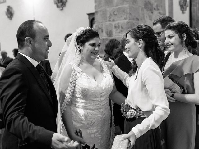 La boda de Angel y Victoria en Pajares De La Lampreana, Zamora 12