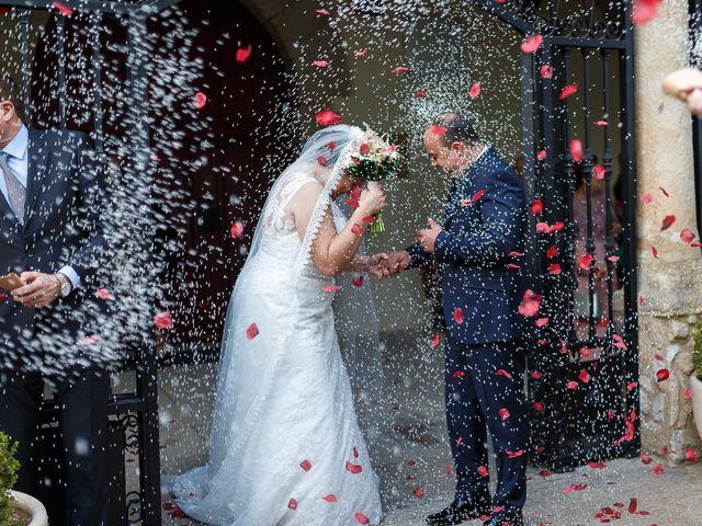 La boda de Angel y Victoria en Pajares De La Lampreana, Zamora 13