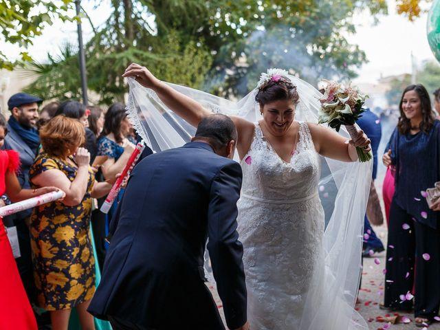 La boda de Angel y Victoria en Pajares De La Lampreana, Zamora 14