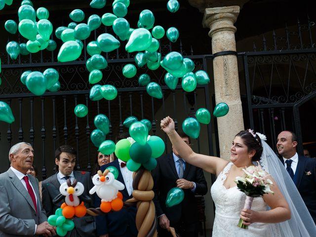 La boda de Angel y Victoria en Pajares De La Lampreana, Zamora 15
