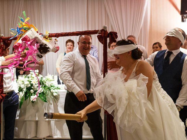 La boda de Angel y Victoria en Pajares De La Lampreana, Zamora 23