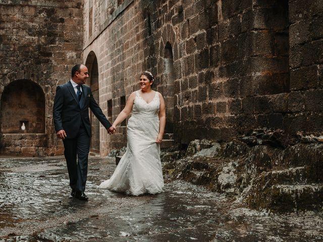 La boda de Angel y Victoria en Pajares De La Lampreana, Zamora 29