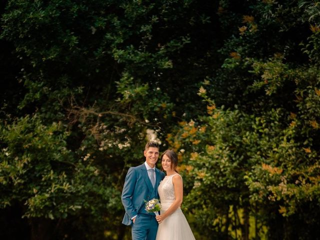 La boda de Óscar  y Yasmin en Silleda (Casco Urbano), Pontevedra 1