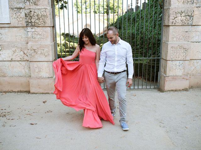 La boda de Alisa y Marc en Castelldefels, Barcelona 9