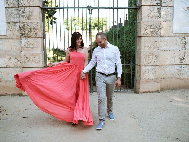La boda de Alisa y Marc en Castelldefels, Barcelona 13