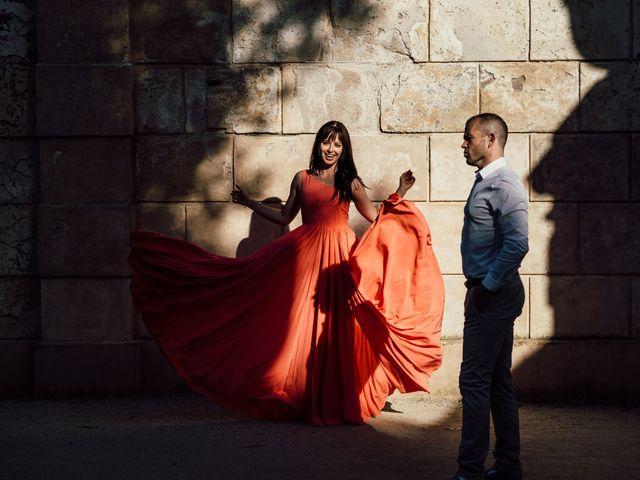 La boda de Alisa y Marc en Castelldefels, Barcelona 15