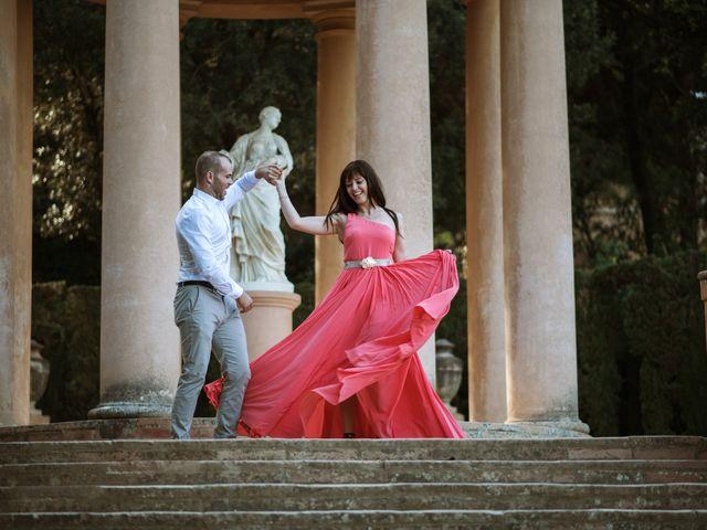 La boda de Alisa y Marc en Castelldefels, Barcelona 23