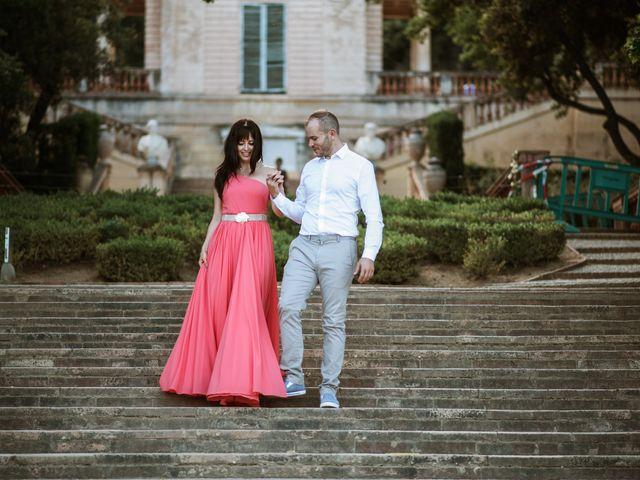 La boda de Alisa y Marc en Castelldefels, Barcelona 29
