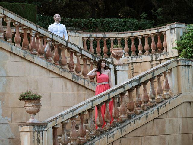 La boda de Alisa y Marc en Castelldefels, Barcelona 32