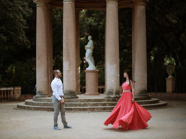La boda de Alisa y Marc en Castelldefels, Barcelona 35