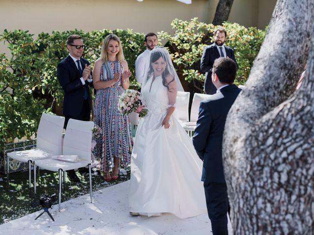 La boda de Alisa y Marc en Castelldefels, Barcelona 58