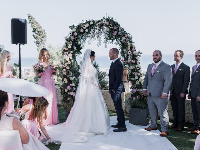 La boda de Alisa y Marc en Castelldefels, Barcelona 60