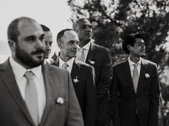 La boda de Alisa y Marc en Castelldefels, Barcelona 61